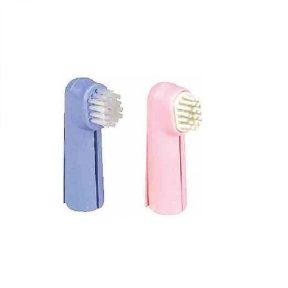 Σετ 2 Οδοντόβουρτσες Δακτύλου