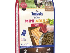 Bosch Petfood Concepts Mini Adult lamb & rice 3kg